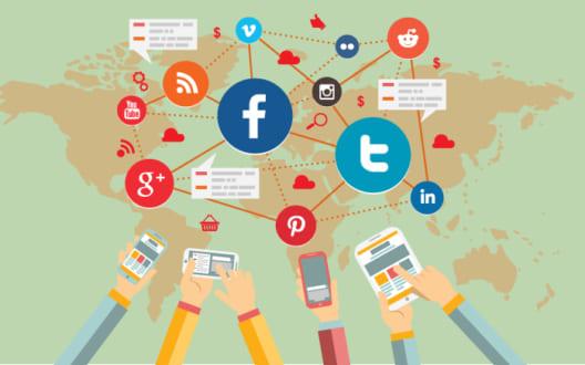Năm công cụ tiếp thị truyền thông xã hội tốt nhất