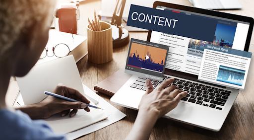Xây dựng nội dung bài viết tốt giúp ích rất nhiều khi tối ưu hóa trang website