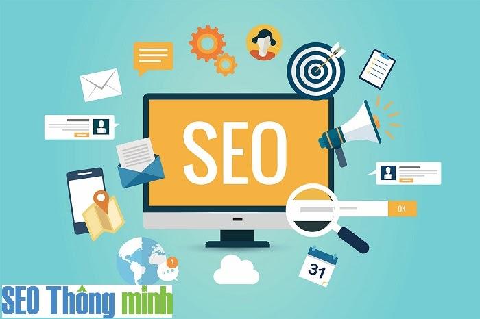 Dịch vụ seo bao gồm các công việc để giúp tăng thứ hạng của website trên công cụ tìm kiếm.