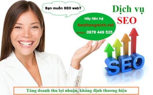 Dịch vụ seo TPHCM giá rẻ hiệu quả – Dịch vụ SEO Thông minh