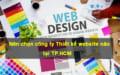 Nên chọn công ty seo web nào tại TP HCM?