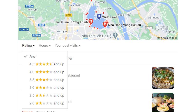 SEO Map tăng uy tín của doanh nghiệp