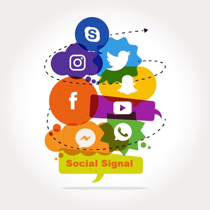xây dựng social signal tránh google update