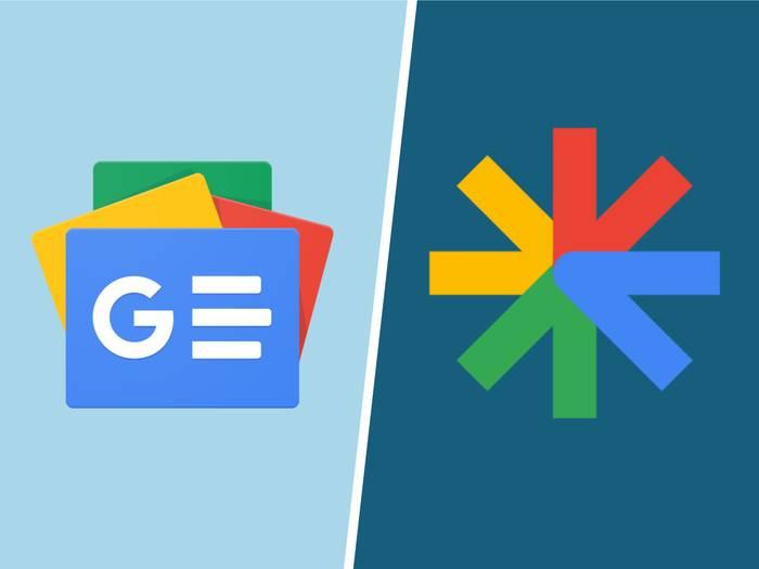 Thao tác thủ công trên google news vs google discover
