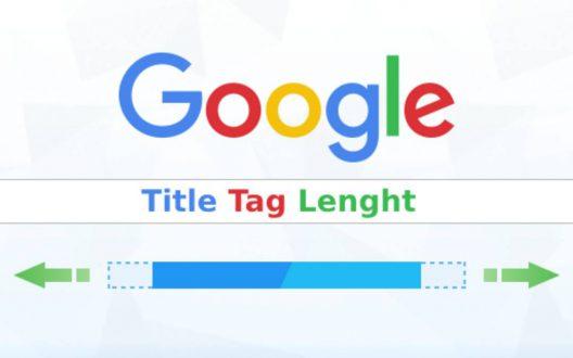 Độ dài thẻ tiêu đề: Google cho biết không có giới hạn
