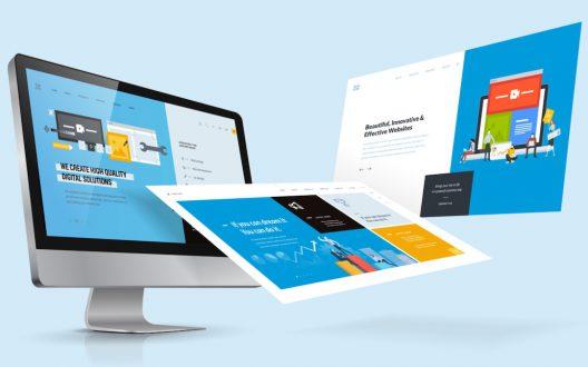 Thiết kế web: 7 yếu tố của một trang web tốt