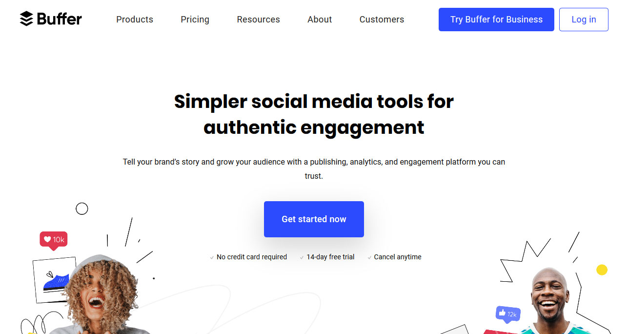 Buffer - Tool Marketing online