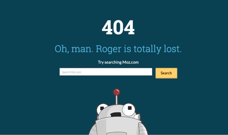 chuyển hướng liên kết 404
