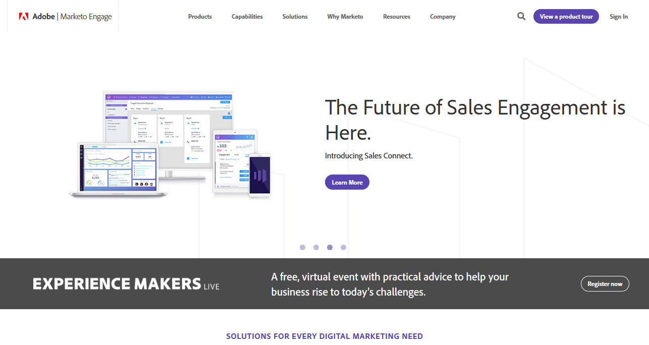 Marketo - Tool Marketing Online auto