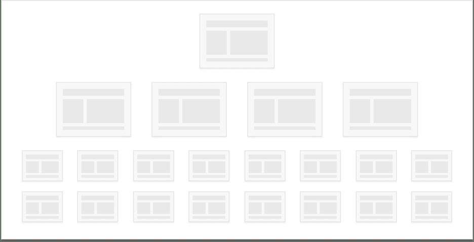 Giữ cấu trúc web nông trong liên kết Internal Links